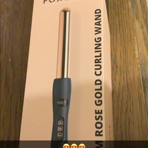 ROSE GOLD 25mm CURLING WAND